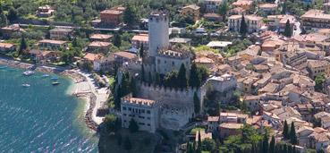 Il castello di malcesine